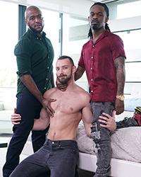 Johnny B, Fame & Micah Martinez